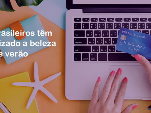 Beleza e perfumaria são responsáveis por faturamento de R$326 milhões em e-commerce no verão