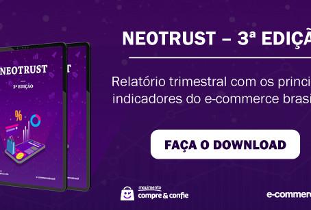 Resultados do e-commerce no 1º trimestre com o relatório Neotrust, o 'censo' do varejo online