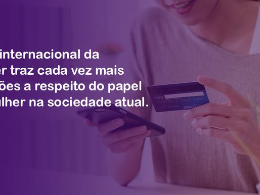 Mês da Mulher: Levantamento exclusivo para traçar o perfil do público feminino no e-commerce