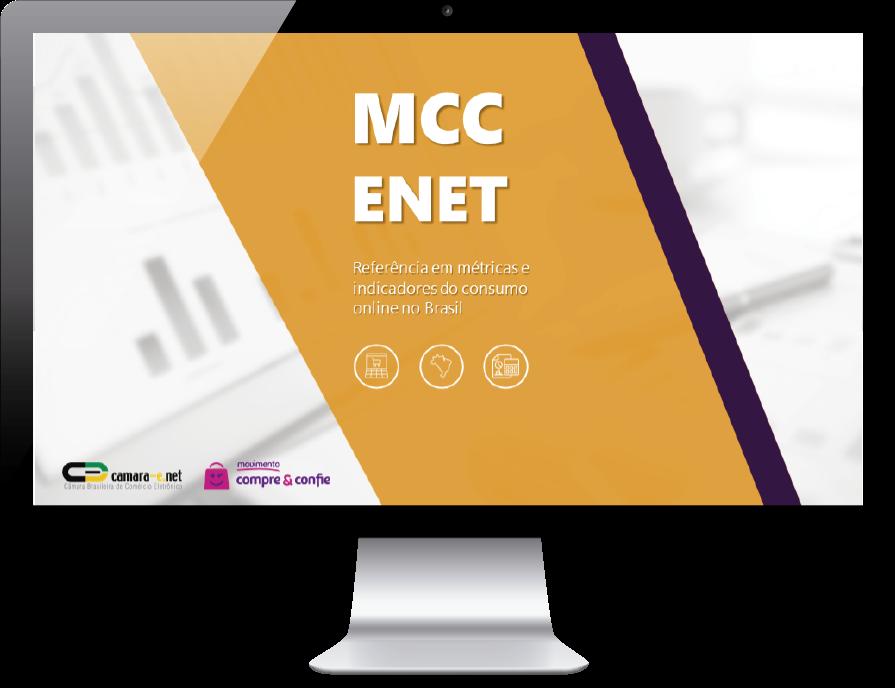 MCC-ENET - é o primeiro indicador a fazer um acompanhamento sistematizado da evolução dos preços do varejo online brasileiro.