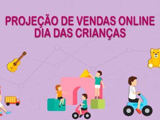 Dia das crianças deve gerar faturamento 24,1% maior para o e-commerce este ano