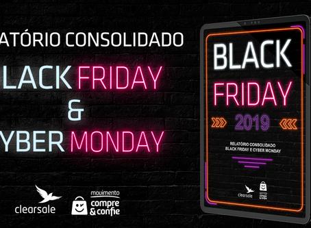 E-commerce fatura R$ 5,96 bilhões com Black Friday e Cyber Monday