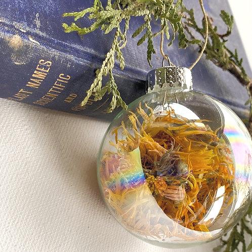 Calendula Ornament