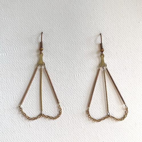 Draco Earrings