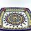 Thumbnail: Garden designed square plate