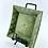 Thumbnail: Square green plate