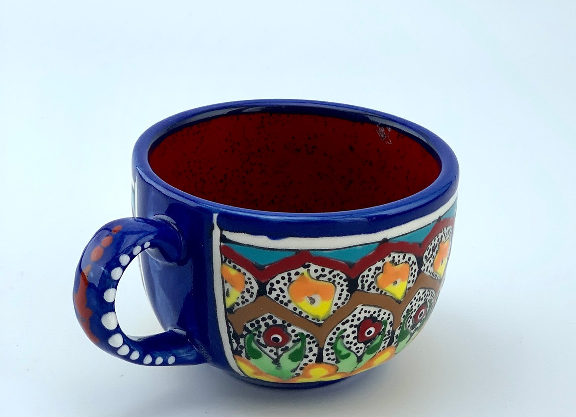 Double Espresso cup | mannapottery