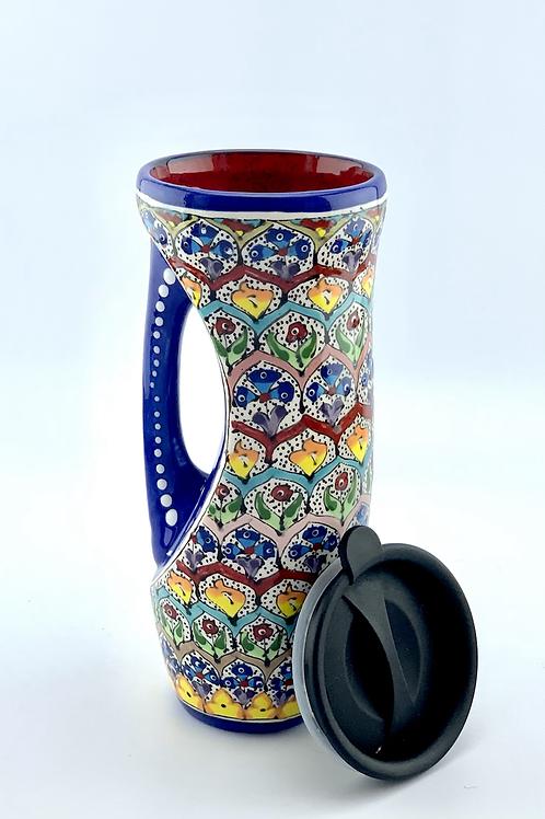 Garden design to go mug