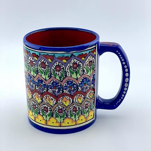Garden design mug