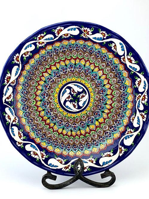 garden design plate