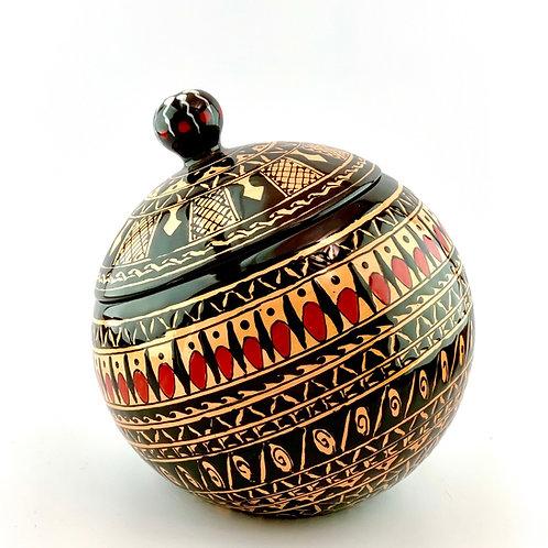 Cookie jar In historical design