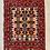 Thumbnail: Turkaman Persian Rug