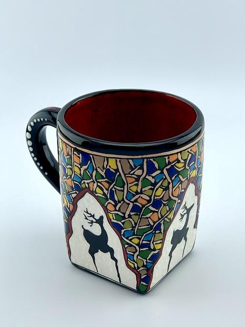 Mug historical design