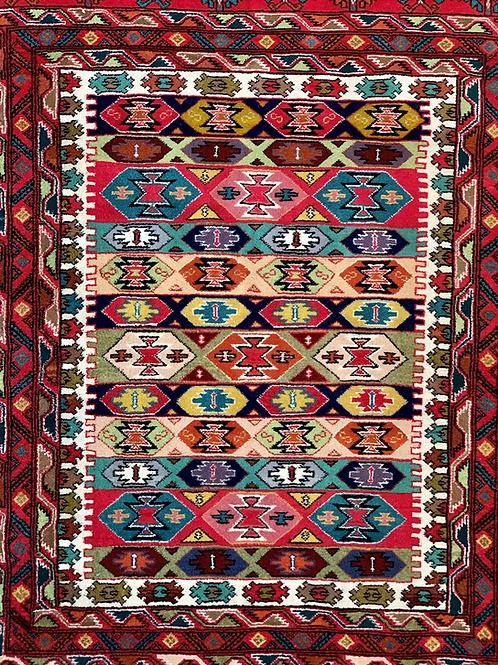 Turkaman Persian Rug