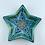 Thumbnail: Turquoise star dish
