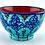 Thumbnail: Turquoise ceramic bowl