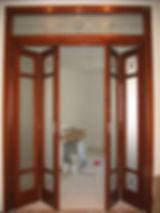 Устанавливаем двери различного типа
