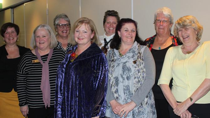 Board Members 2016-2018