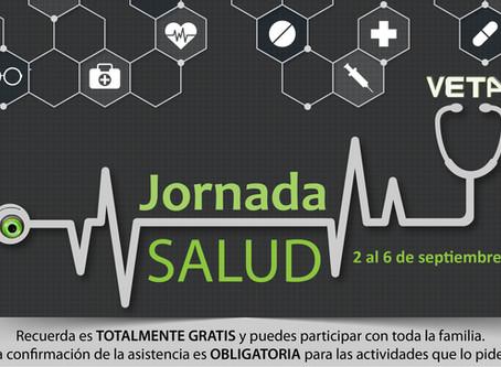 Jornada de Salud VETA C.T.A.