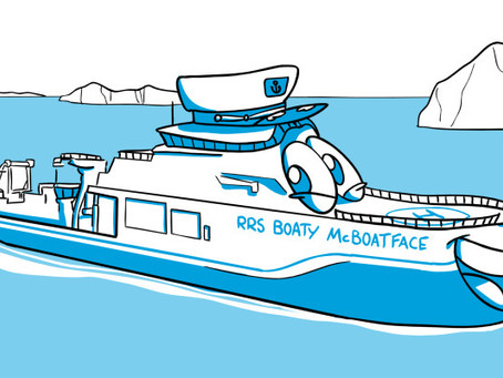 Boaty McBoatface: Six lessons on managing viral publicity