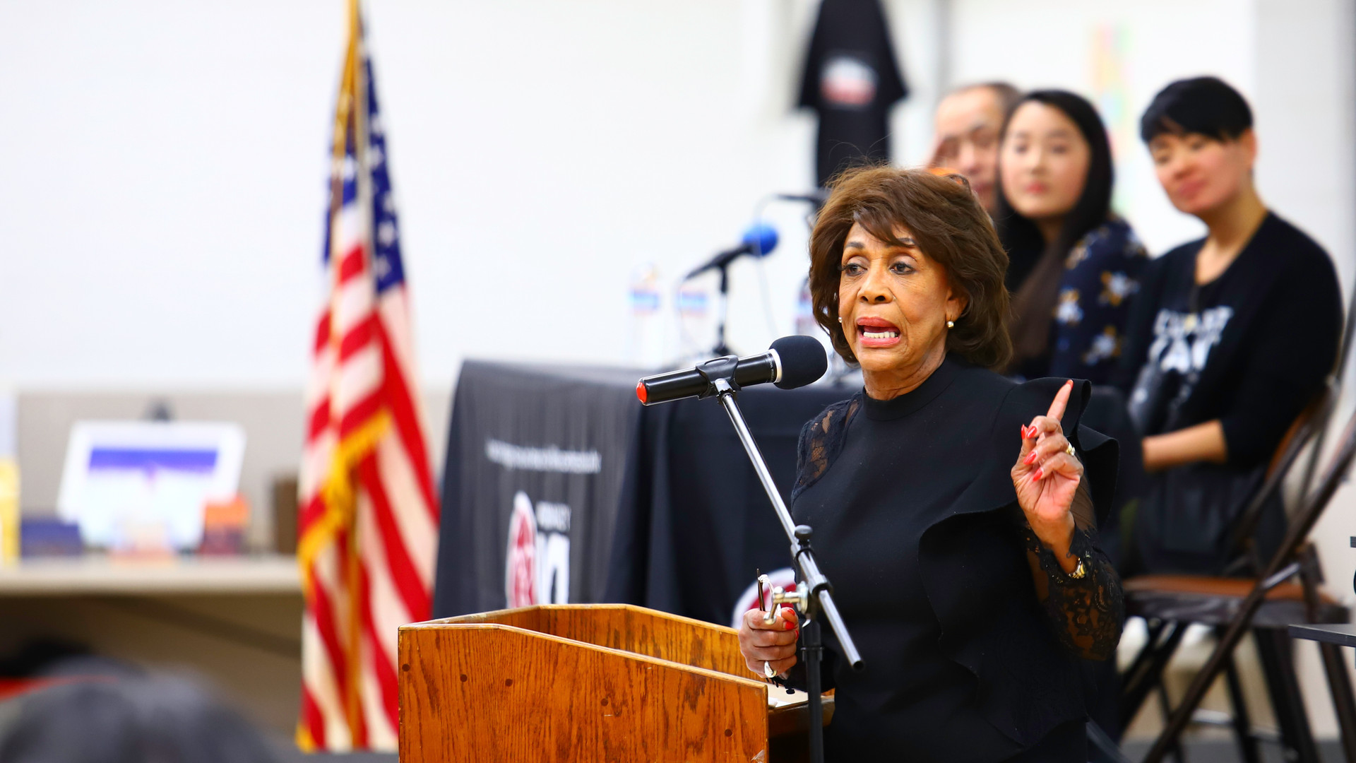 GVJCI Day of Remembrance 2019 - Rep. Maxine Waters