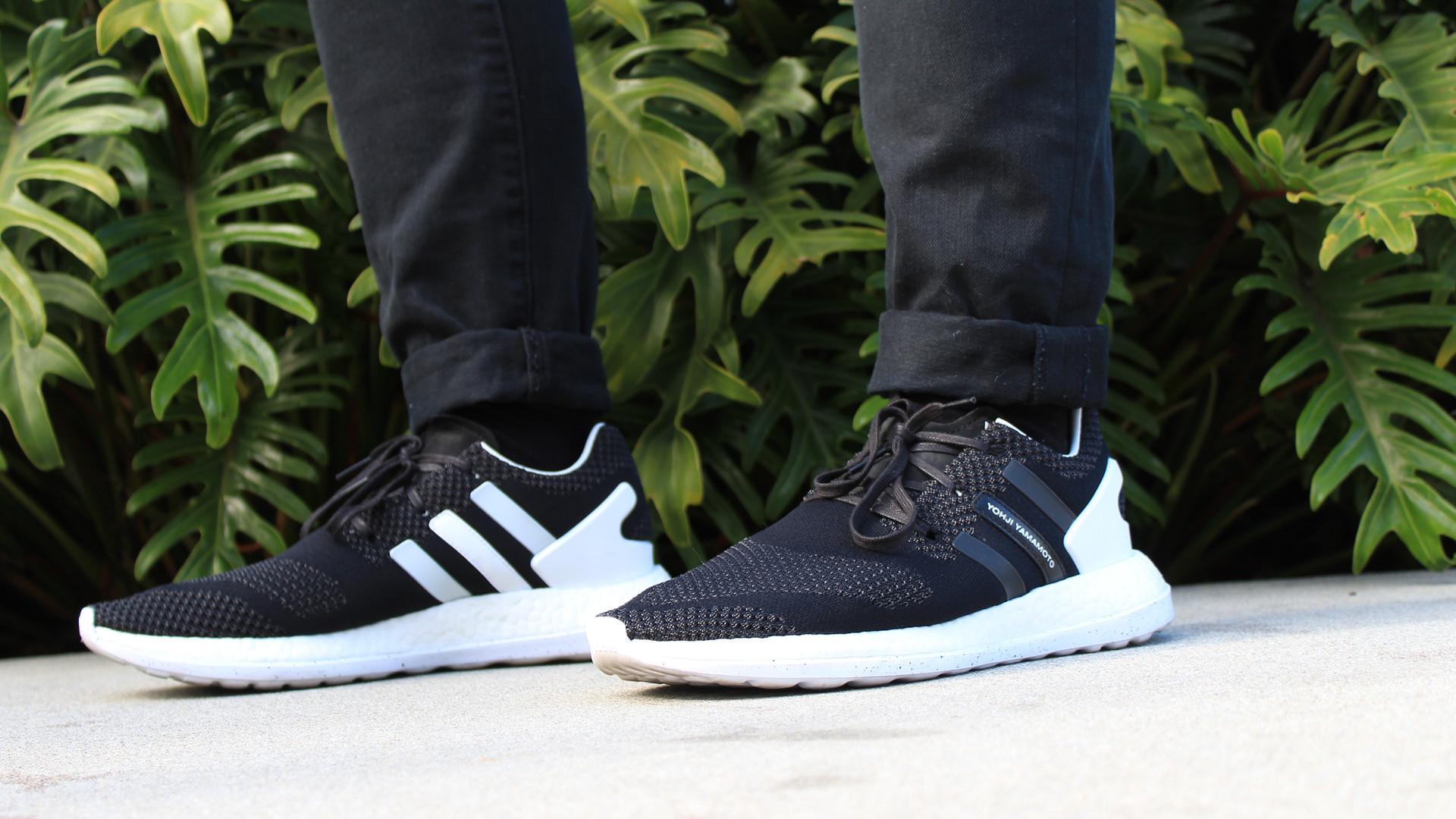 Adidas Y-3 Pure Boost ZG Knit - Core Black