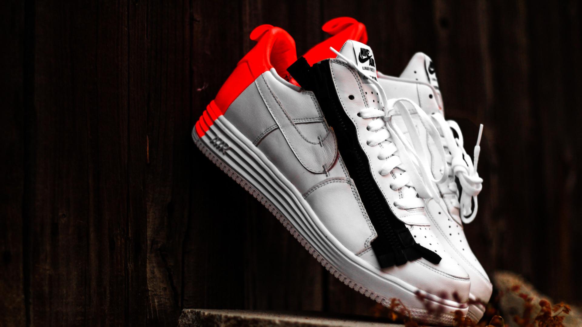 Acronym x Nike Lunar Force 1 - Crimson