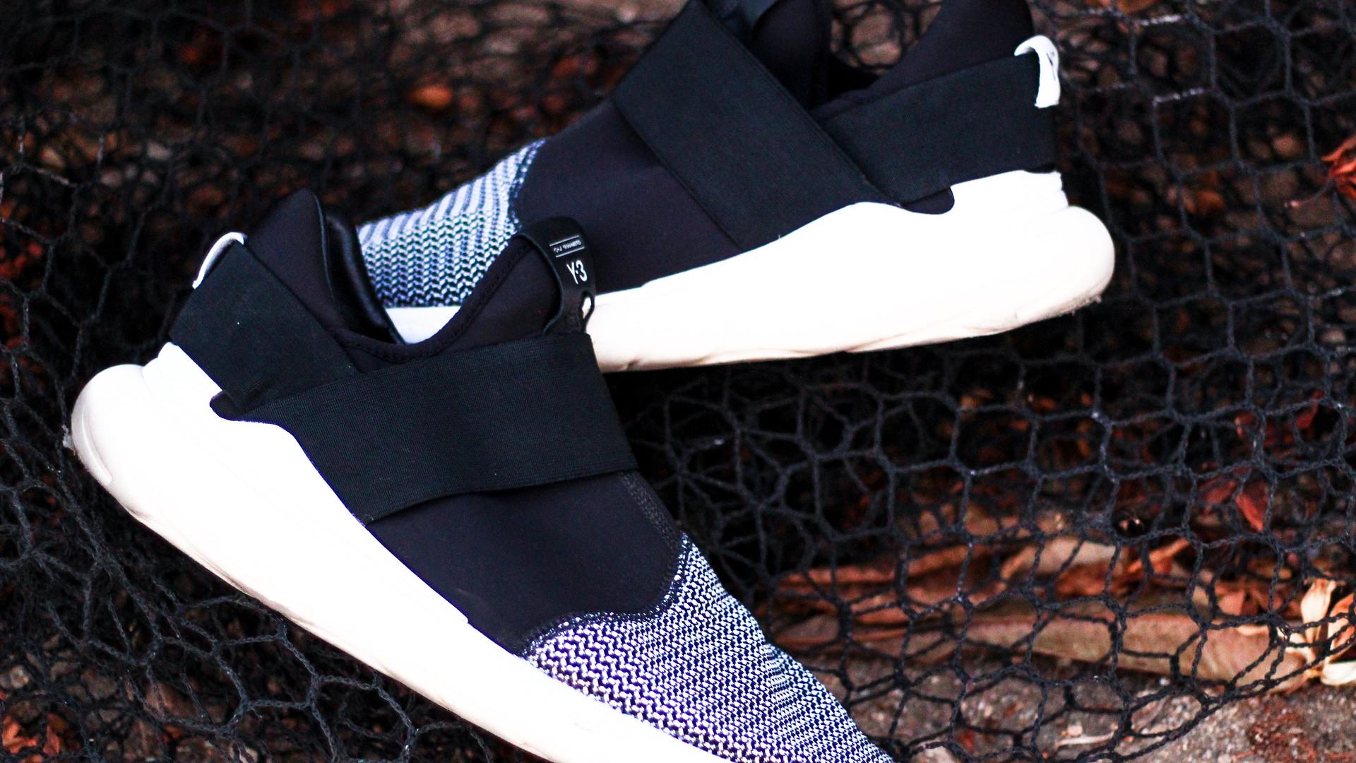 Adidas Y-3 Qasa Low II