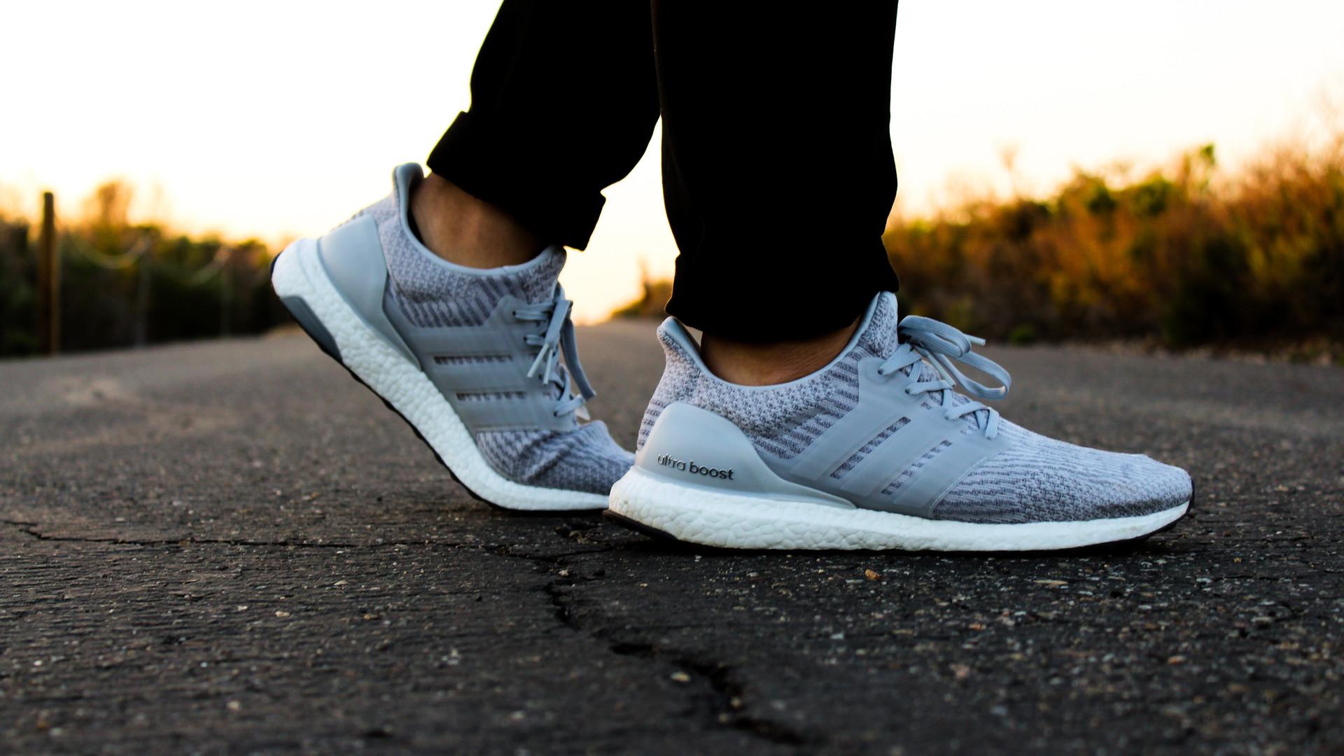 Adidas Ultraboost 3.0 - Wolf Grey