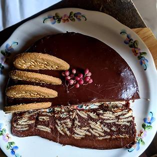 T-17 Pastel de chocolate 2