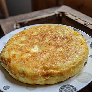 P-3 Tortilla de patatas con cebolla