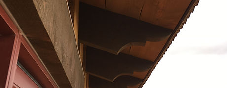 Custom milled and designed corbels