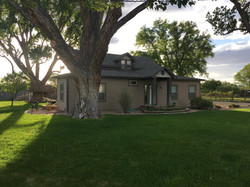 Farmhouse after remodel