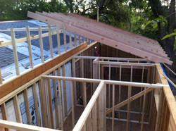 Existing home meets new construction