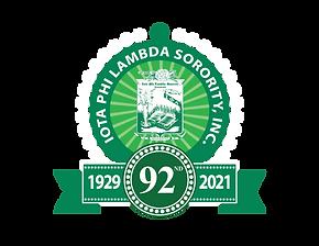 92nd Iota Phi Lambda Sorority Logo.png