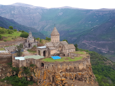 Foggy Recollections of an Armenian Village