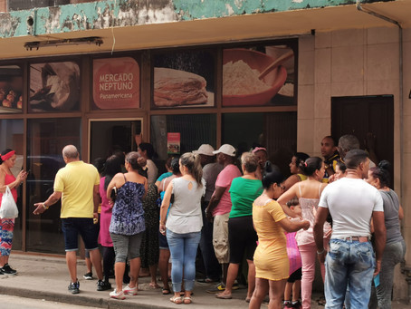 The Daily Hassle of Buying Basic Necessities in Havana