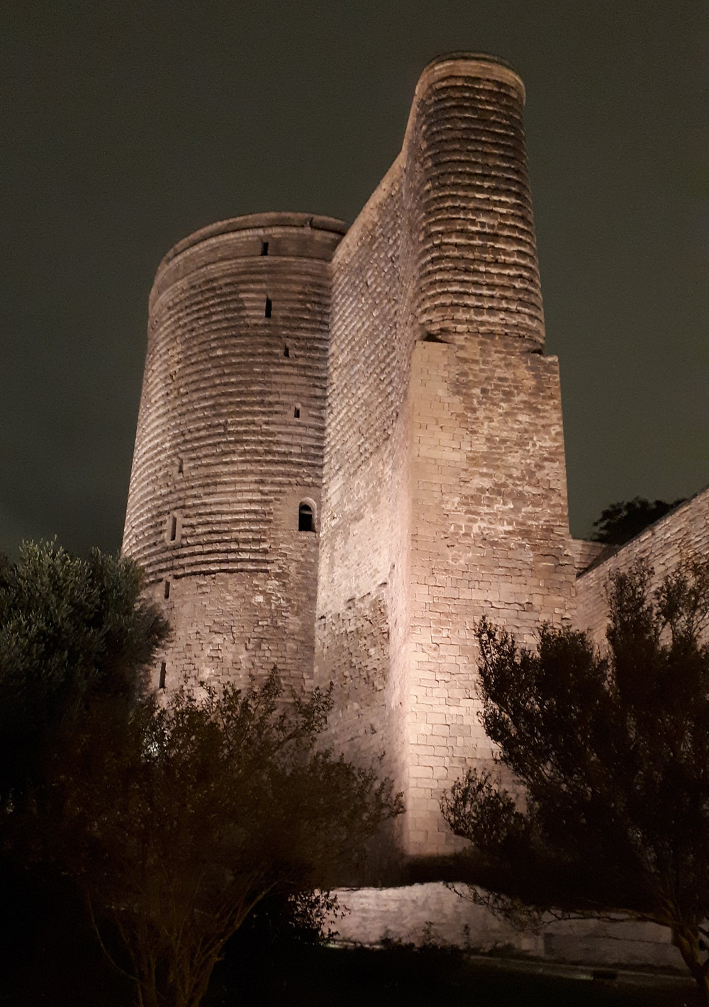 Maiden Tower.