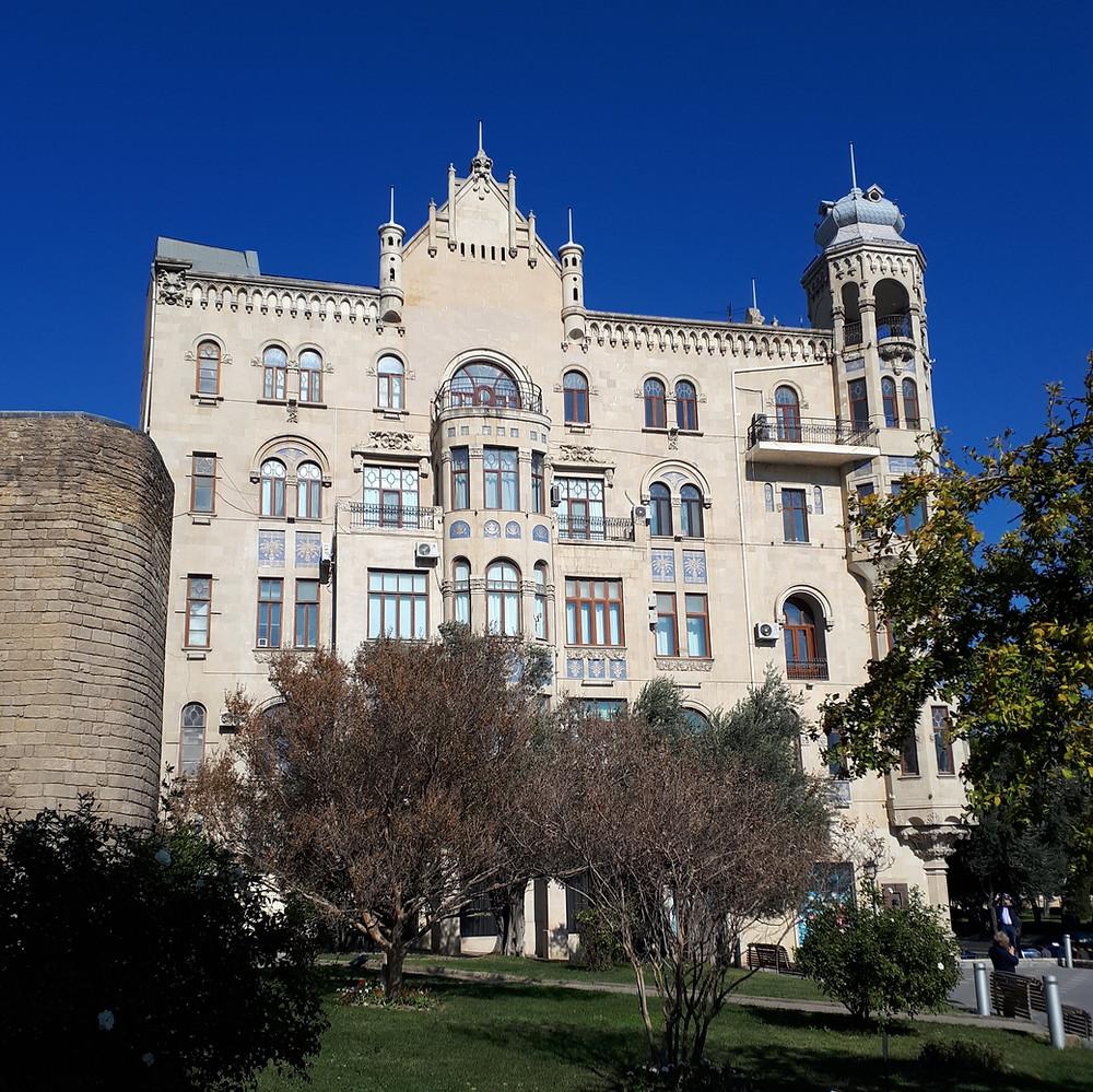 19th century architecture.