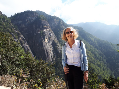 Trekking to Bhutan's Sacred Tiger's Nest