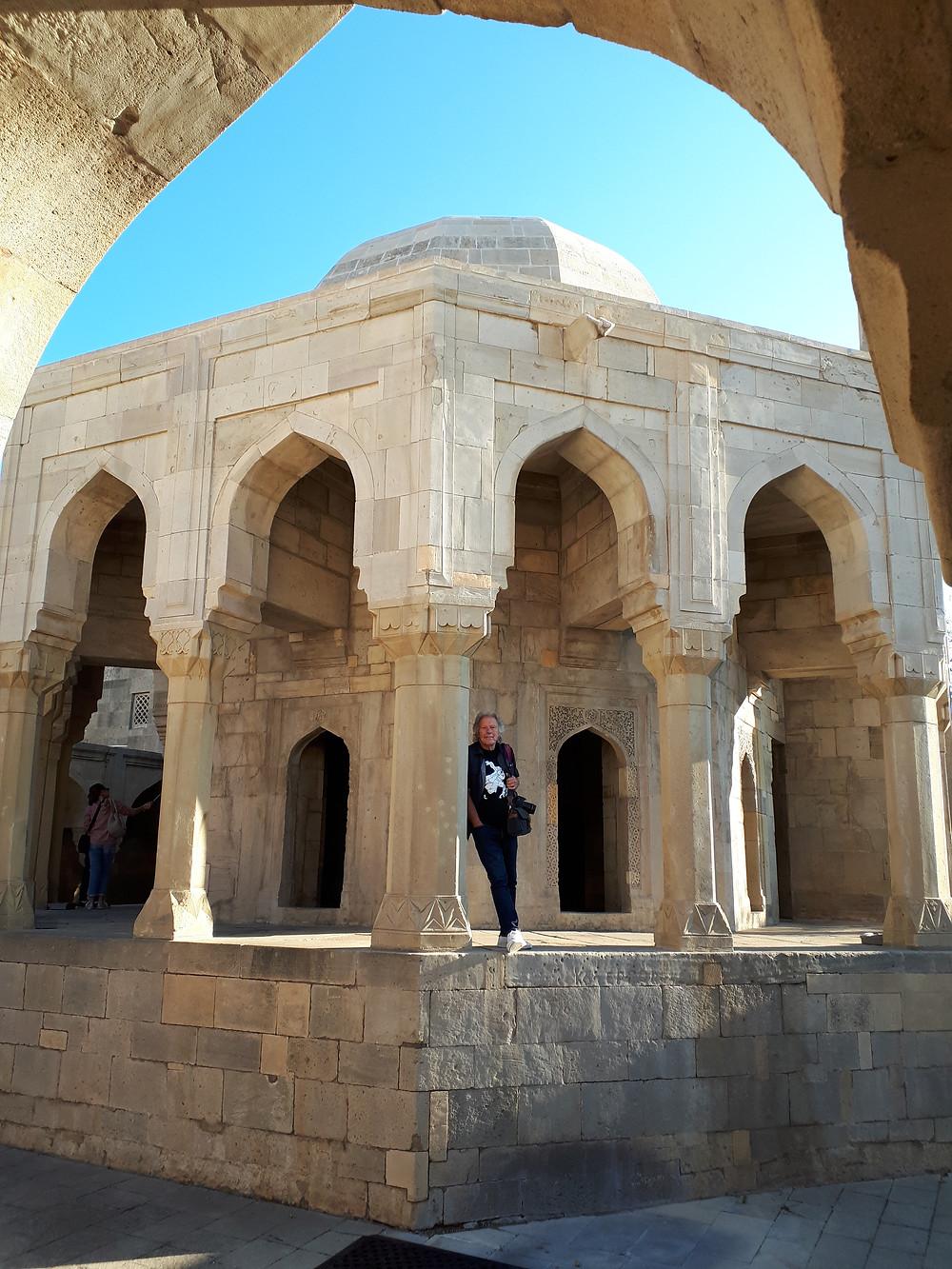 Shirvanshah's Palace.