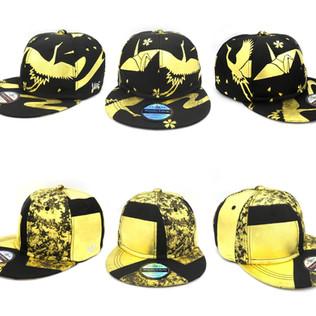 W@nderFabric×武蔵屋 『煌CAP-Gold Leaf CAP-』詳細情報解禁!!