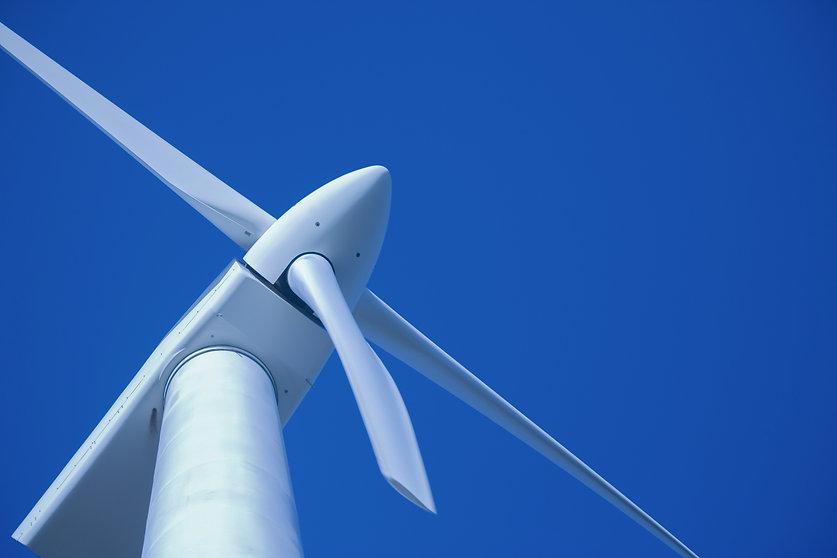 Wind turbine at Esperance windfarm, West