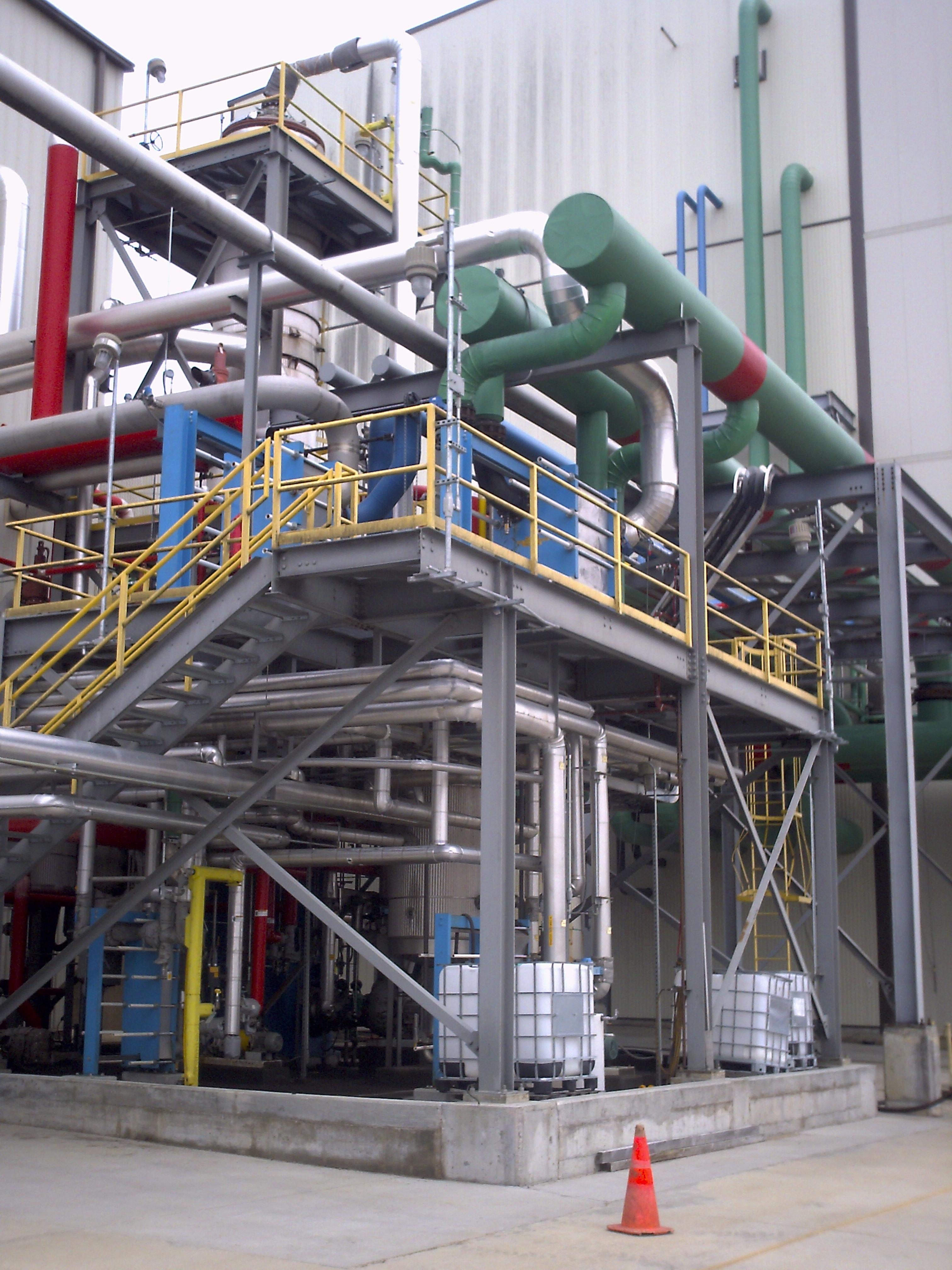Gevo's Luverne Isobutanol Plant-Piping.J