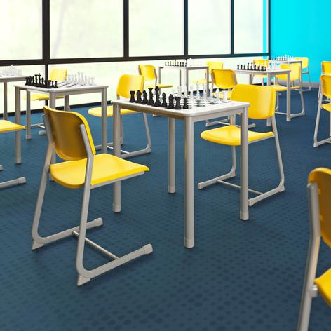 Mesas para xadrez