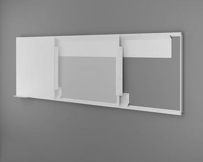 Estrutura modular steel frame