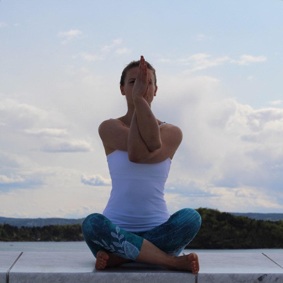 YIN-yoga (nivå 2)