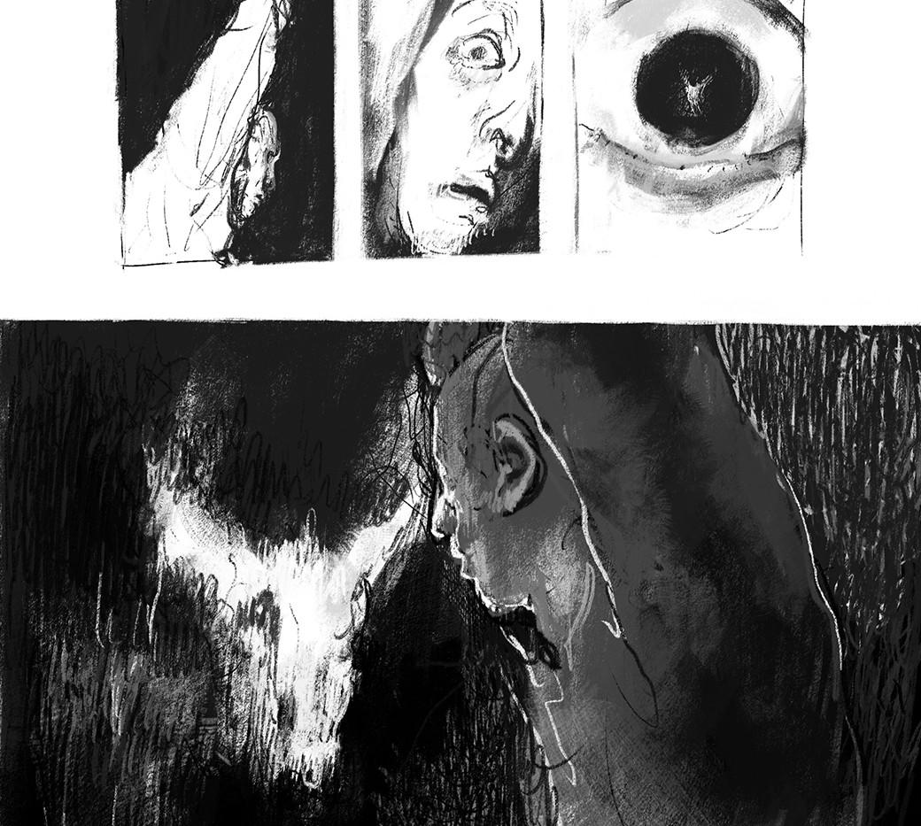 白鹿 / White Deer p.19