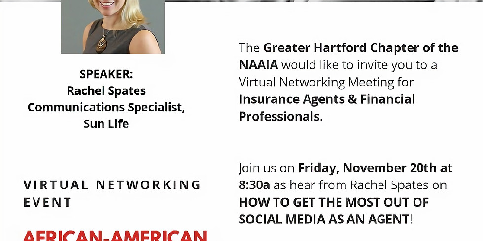 Agent and Financial Professionals Networking Series