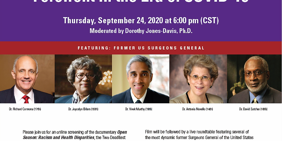 Health Disparities Coming to the Forefront in the Era of COVID-19